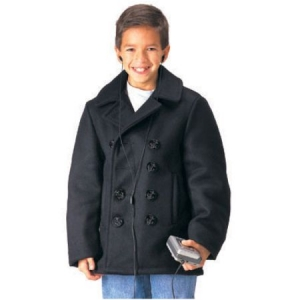 Rothco Kids US Navy Type Peacoat - 7068
