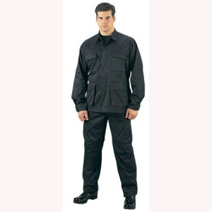 Rothco BDU Pants  - Black - 7971