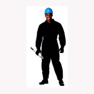 Rothco Insulated Coveralls - Black - 9015