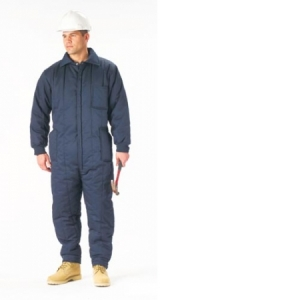 Rothco Insulated Coveralls - Navy Blue - 2025
