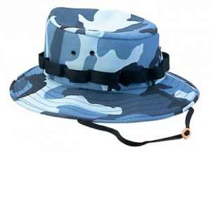 Rothco Jungle Hats - Sky Blue Camo - 5558