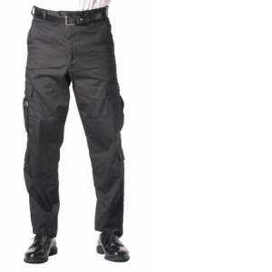 Rothco Deluxe Stain Resistant EMT Pants - Black - 9851