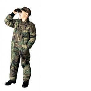 Rothco Kids Camouflage Insulated Coverall - 7013