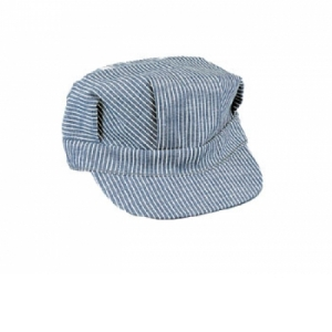 Rothco Hickory Stripe Engineer Cap - 5448