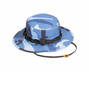 Rothco Sky Blue Camo Ultra Force Boonie Hat - 5802
