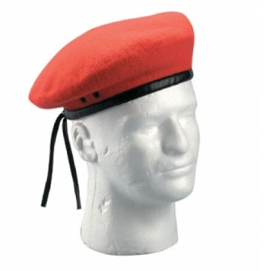 Rothco G.I. Style Wool Red Beret - 4901