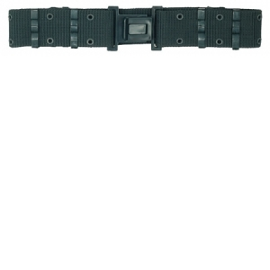 Rothco Black Nylon Pistol Belt - 9053