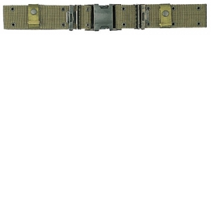 Rothco Olive Drab Marine Corps Style Quick Release Pistol Belt - 9077