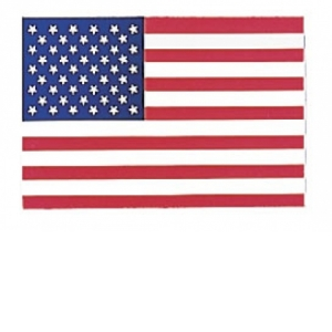 Rothco U.S. Flag Decal - 1693