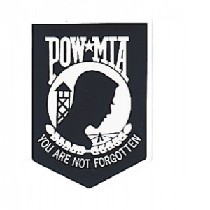 Rothco POW/MIA Decal - 1699