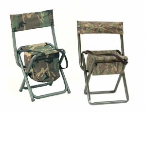 Rothco Deluxe quiet Camo Folding Chair W/pouch - 4578