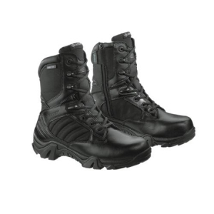 Bates Footwear Mens GX 8 Gore Tex Non Metallic Safety Toe 8 inch Boots - Black - E02272