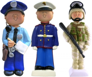 Rothco Military and Police Ornaments - 1102