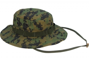 Rothco Woodland Digital Camo Boonie Hat - 5827