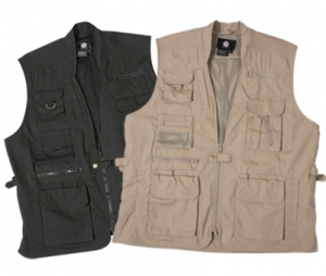 Rothco Plainclothes Concealed Carry Vest - 8567