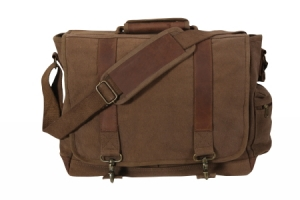 Rothco Vintage Pathfinder Laptop Bags - 9691