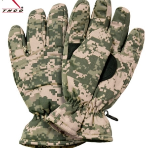 Rothco ACU Digital Camo Insulated Hunting Gloves - 4955
