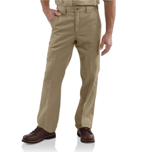 Carhartt Mens Twill Work Pants - B290