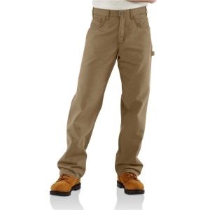 Carhartt Mens Flame-Resistant Canvas Jeans - FRB159