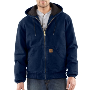 Carhartt Quilted Flannel-Lined Active Jac - J130