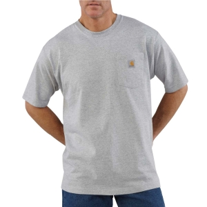 Carhartt Mens Workwear Pocket Short-Sleeve T-Shirt - K87