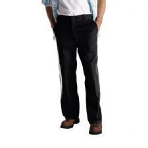 Dickies Mens Loose Fit Double Knee Work Pant - 85283