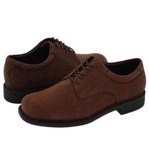 Rockport Margin Shoe - Espresso Nubuck - APM2031G
