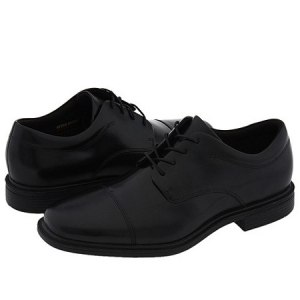 Rockport Ellingwood Shoe - Black - APM11771