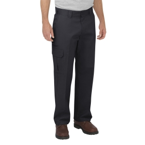 Dickies Mens Relaxed Fit Straight Leg Cargo Pants - WP598